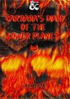 Car'rara's Diary of the Lower Planes