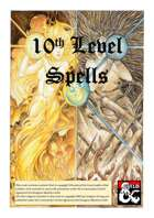 10th Level Spells for 20th Level Characters