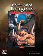 Drag & Drop: NPC Options - Reimagined Dragons #6