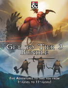 Get to Tier 3 [BUNDLE]