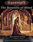 Darklords & Domains: Baroness of Blood