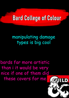 Bard College of Colour