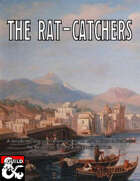 The Rat-Catchers - A 1st Level Al-Qadim and Forgotten Realms Adventure!