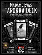 Madam Eva's Tarokka Deck of Friends, Foes and Fortune (Fantasy Grounds)