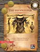 The Shopkeeper (Fantasy Grounds)