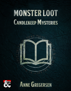 Monster Loot – Candlekeep Mysteries