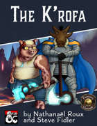 The K'rofa - A Porcine Race (Fantasy Grounds)