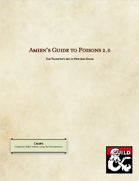Amien's Guide to Poisons