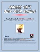 Madam DM's Map Pack Bundle: DDAL10 Tier 1 [BUNDLE]