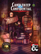 Candlekeep Confidential (Fantasy Grounds)