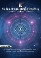 Codex of Tantalizing Insights