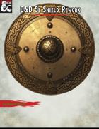 D&D 5e Shield Rework
