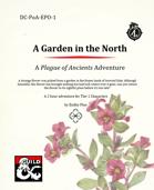 DC-PoA-EPO-1 A Garden in the North