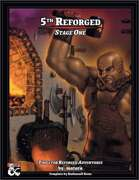 5th Reforged - Stage One
