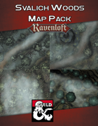 Svalich Woods Map Pack