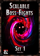 Scalable Boss Fights - Set 1
