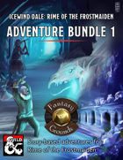 Adventure Bundle 1 (Fantasy Grounds) [BUNDLE]