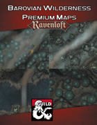 Barovian Wilderness Premium Maps [BUNDLE]