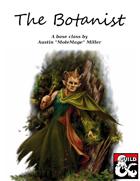 Class: The Botanist