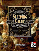 Tavernkeeping the Sleeping Giant: A Lost Mine of Phandelver Companion (Fantasy Grounds)
