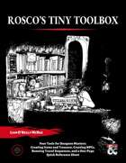 Rosco's Tiny Toolbox