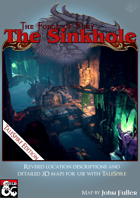 Forge of Fury - The Sinkhole - TaleSpire Edition