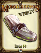 Monster Hunts Weekly: Issue 14 (Fantasy Grounds)
