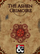 The Ashen Grimoire - subclasses and player options [BUNDLE]