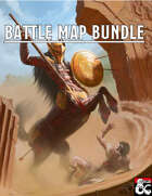 Bundle of 7 Assorted Battle Maps