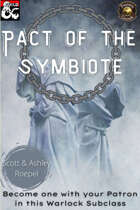 Pact of the Symbiote (Fantasy Grounds)
