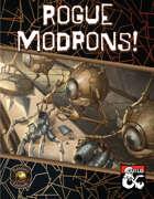 Rogue Modrons! (Fantasy Grounds)