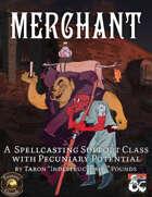 The Merchant Class (Fantasy Grounds)