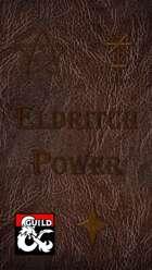 Grimoire of Eldritch Power