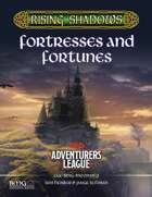 CCC-BMG MOON 10-03 Fortresses & Fortunes