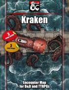 Kraken battlemap - jpg/mp4 & Fantasy Grounds .mod