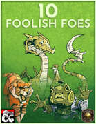 10 Foolish Foes (Fantasy Grounds)