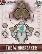 Elven Tower - The Windbreaker | Stock Battlemap