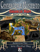 Convergence Manifesto Enhanced Map Pack: Adventure 2