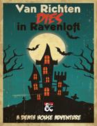 Van Richten Dies in Ravenloft
