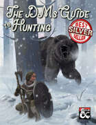 The DMs Guide to Hunting