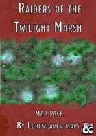 Raiders of the Twiligiht Marsh Map pack
