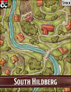 Elven Tower - South Hildberg | Stock City Map
