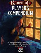 Ravenloft Player's Compendium