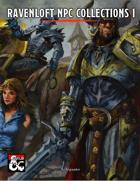 Ravenloft NPC Collections I