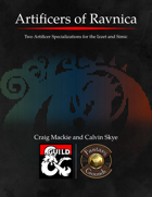 Artificers of Ravnica (Fantasy Grounds)