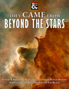 They Came From Beyond the Stars
