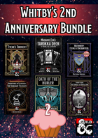 Whitby's 2nd Anniversary [BUNDLE]
