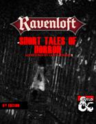 Short Tales of Horror [BUNDLE]