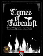 Tomes of Ravenloft | A Curse of Strahd Supplement (Fantasy Grounds)