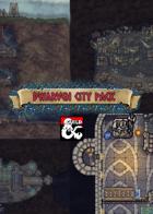 Dwarven City Map Pack